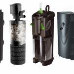 Фильтры для аквариума:виды,описание,фото,видео.