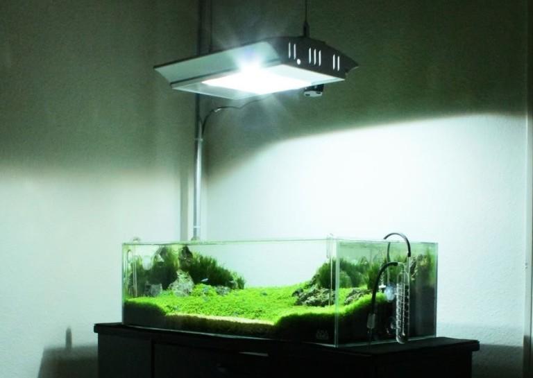 Светодиодное освещение для аквариумных  растений