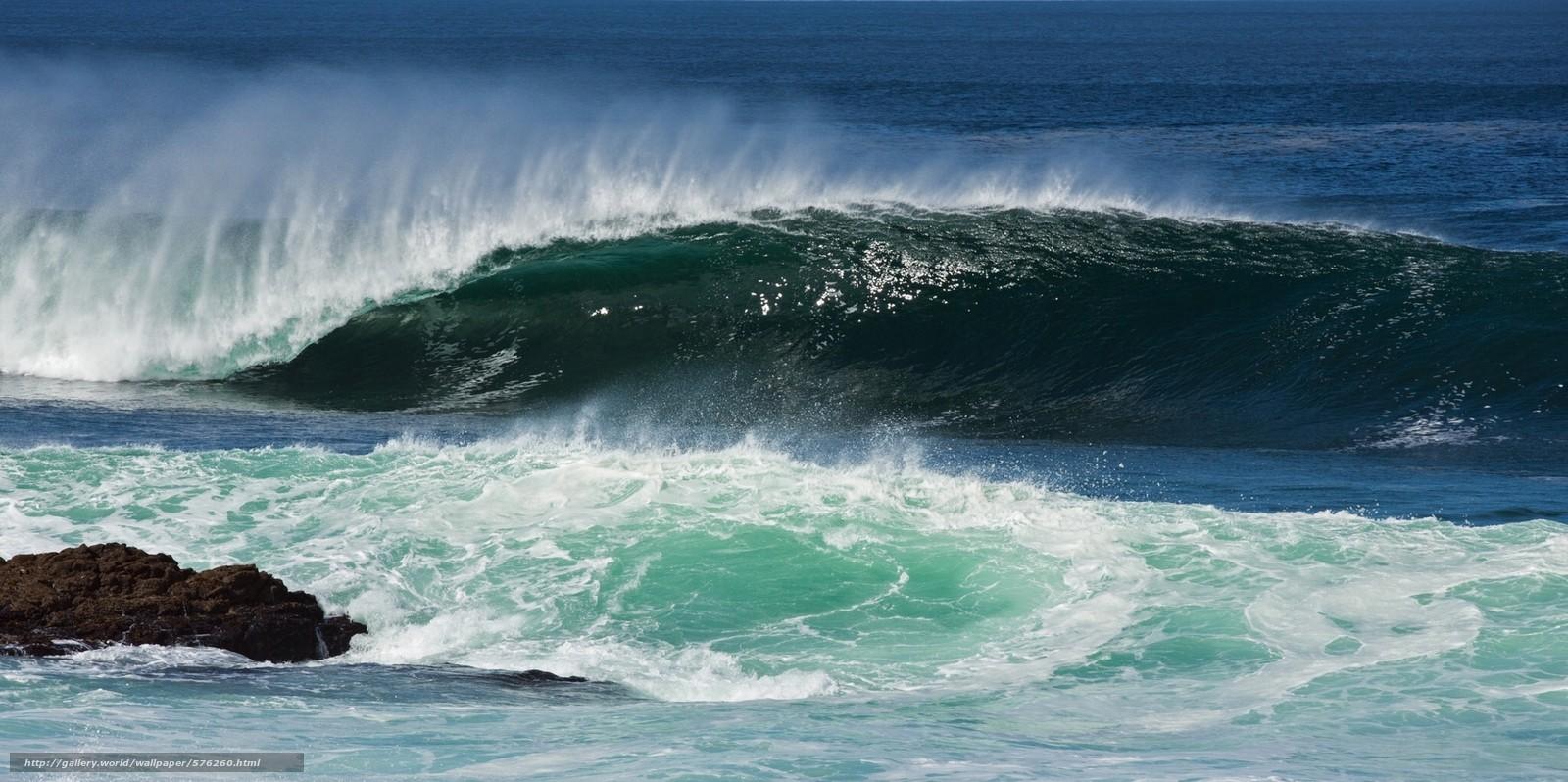 Как зарождался океан и его подводный мир.