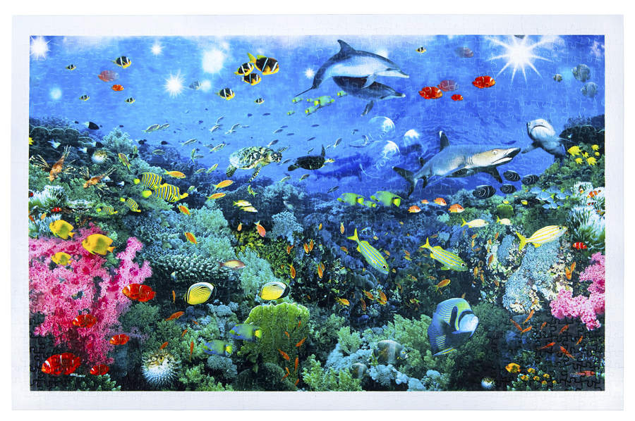 Coral Reef Aquarium & The Best Relax Music — 2 часа HD