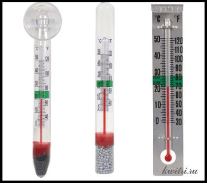 aquarium-thermometers