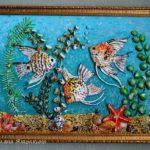 Красивые фото аквариумных рыбок — Скалярии.