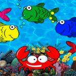 Детский познавательный мультик про животных и рыбок