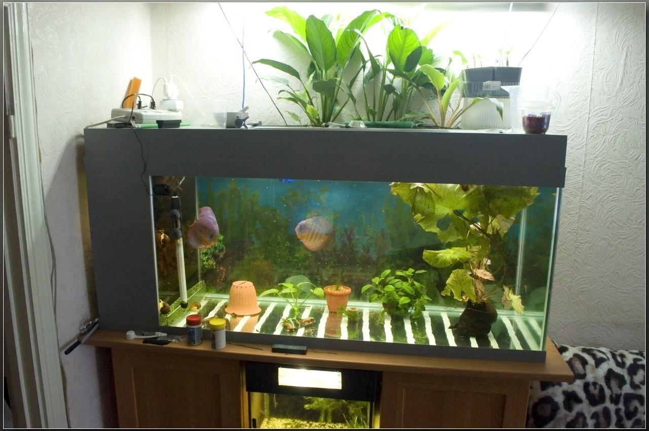 Крышка для аквариума своими руками видео смотреть