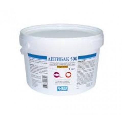 Антибак — препарат для аквариумных рыбок