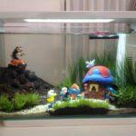 Детский аквариум для маленьких аквариумистов.