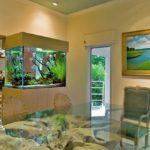Как правильно расположить аквариум в комнате?