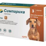 Таблетки от блох для собак
